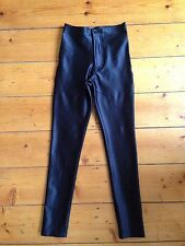 American Apparel Disco Pants - Black XS - NEW - Genuine, Classic Style