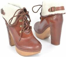 Lucky Brand Chaussures Compensées T.41 / Tanner Platform Ankle Boots Size10