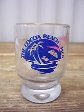 Cocoa Beach Florida Pier Shot Glass Bar Barware