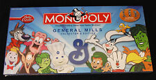 MONOPOLY: General Mills Board Game Brand New Sealed RARE Betty Crocker