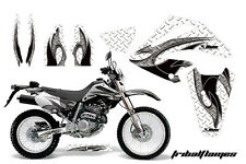 AMR Racing Honda XR 250SM Graphic Decal Number Plate Kit Bike Stickers 03-05 TFK