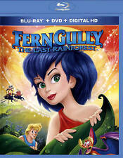Ferngully: The Last Rainforest (Blu-ray Disc, 2015)