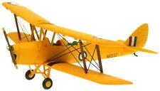 Aviation 72 AV7221004 - 1/72 SCALE DIECAST DH82A TIGER MOTH RAF TRAINER N6537