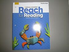 National Geographic Reach for Reading, Grade 5,  Practice Book Common Core
