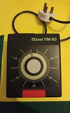 DURST TIM 60 PHOTOGRAPHIC ENLARGER TIMER GWO