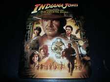 Indiana Jones And The Kingdom Of The Crystal Skull 2 DVD Reg - 4 In LMT EDT Tin