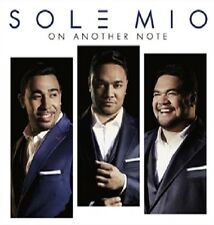 SOL3 MIO - ON ANOTHER NOTE: CD ALBUM (Released September 18th, 2015)
