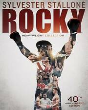 Rocky (Blu-ray Disc, 2015, Canadian; 40th Anniversary Collection) DISC IS MINT