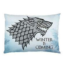 New Game of Thrones winter coming for pillow case one side free shipping