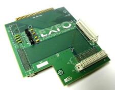 EXFO ELECTRO-OPTICAL ENGINEERING CONNECTOR BOARD PLQ110A AR0099A - SOLD AS IS