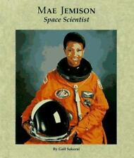 Mae Jemison, Space Scientist (Picture Story Biography)-ExLibrary
