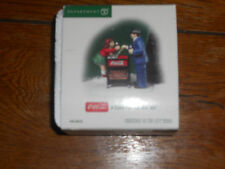 DEPT 56 CHRISTMAS IN THE CITY A COKE FOR YOU AND ME NIB 59430