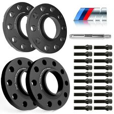 2015+ BMW F80 M3 Full Wheel Spacer Package - 15mm Front & 20mm Rear w/Bolts