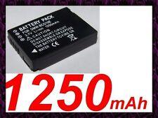 ★★★ 1250 mAh ★★★ Batterie  DMW-BCG10E DMW-BCG10 Pour PANASONIC Lumix DMC-TZ18