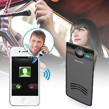 Top Multipoint Wireless Bluetooth Car Kit Speaker Hands-Free Car Speakerphone