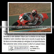 #pnsm93.011 ★ Pilote WAYNE RAINEY / 500 YAMAHA GP 1992 ★ Panini Super Moto 93