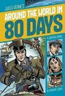 Around the World in 80 Days (Graphic Revolve: Common Core Editions), Verne, Jule