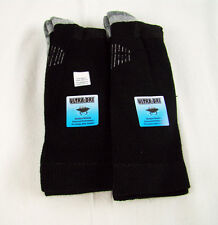 Womens Harley Davidson IMPERFECT 2 Pack Riding CoolMax Black Socks Sz Med 6-9