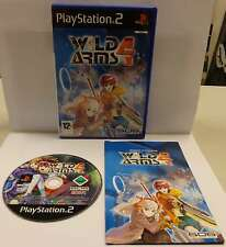 Console Gioco Game SONY Playstation 2 PS2 PAL Play WILD ARMS 4 - 505 GameStreet