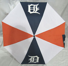 MLB NWT TRAVEL UMBRELLA - DETROIT TIGERS