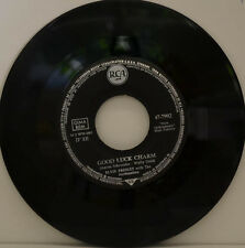 "ELVIS PRESLEY- GOOD LUCK CHARM - ANYTHING THAT`S PART OF YOU Single 7"" (I995)"