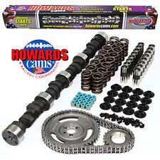 "HOWARD'S 2400-6200 RPM BBC Big Daddy Rattler™ 297/305 545""/561"" 109° Hyd Cam Kit"