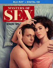 NEW - Masters of Sex: Season 2 [Blu-ray +Digital HD]