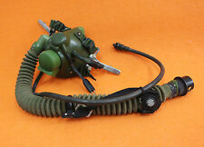 Navy Original Flight Helmet Air Force Pilot Helmet  OXYGEN MASK YM-6