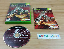 Xbox Gladiator Sword Of Vengeance PAL