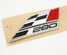 Seat 280 Logo Lettrage Emblème caractères Badge Arrière Ibiza Leon Cupra