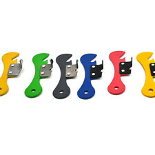 Multifunctional Beer Bottle Opener Good Jar Can Opener Random ColorDurable