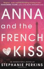 Anna and the French Kiss New Paperback Book Stephanie Perkins