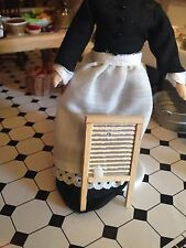 DHE  Dolls House Miniature  wash board 1 12th scale