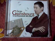 SERGE GAINSBOURG Le Poinconneur des Lilas