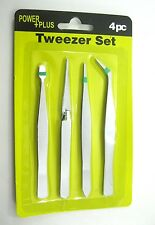 4 PCS/Set Tweezer Maintenance Tools Kit for vaporizer art Jewelry Watch repair