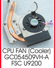 FAN COOLER LÜFTER FÜR NOTEBOOK FSC ESPRIMO U9200 6043B0036201 GC054509VH-A -34