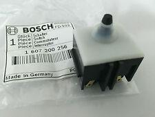 BOSCH 1607200256 Switch Schalter Commutateur Interruptor