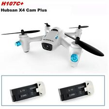 Hubsan X4 Plus H107C+ 2.4G 4CH w/ 720P Camera RC Drone Quadcopter+Spare Battery