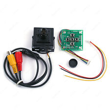 FPV Fotocamera Sony 700 TVL CCD OSD MENU 1/3 PAL MINI CAMERA Effio-E come fatshark
