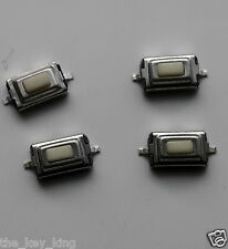 4 x SAAB 93 95 9-3 9-5 4 BUTTON CAR REMOTE KEY FOB CASE MICRO SWITCHES