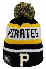 MLB Baseball New Era Pittsburgh Pirates MLB Team Word Knit Beanie Brand New