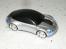 Porsche Car Shape Wireless Mouse PC Laptop Office 3D Optical UK SELLER UK STOCK