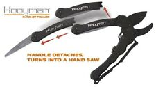 New Hooyman Ratchet Pruner w/ Detachable Saw Model# 655229