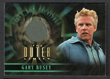 THE OUTER LIMITS SEX CYBORGS & SCI-FI (2003) Costume Card #CC1 GARY BUSEY