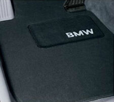 BMW X5 E53 Series Black Carpet Floor Mat Set of 4 2000-2006 OEM