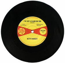 "BETTY EVERETT  ""I'VE GOT A CLAIM ON YOU""   60's R&B CLASSIC   LISTEN!"