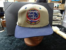 C2001 NASASTS-102 VIP Launch Guest Baseball Cap - Crew Names