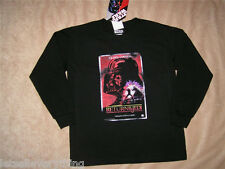 NWT NEW VINTAGE STAR WARS POSTER JEDI VADER Long sleeve Boys Shirt size S 4