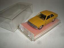W20/ Schuco 1:66 Audi 80 aus kleinen Lagerfund NEUWERTIG/ MINT BOX