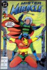 MISTER MIRACLE 18 DC COMIC Aug 1990 VF- MORE: COMBINE & SAVE P&P